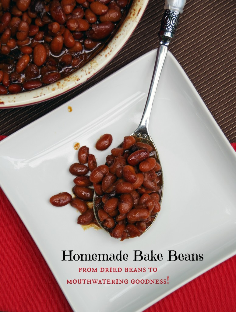 Home made baked bean recipe 2