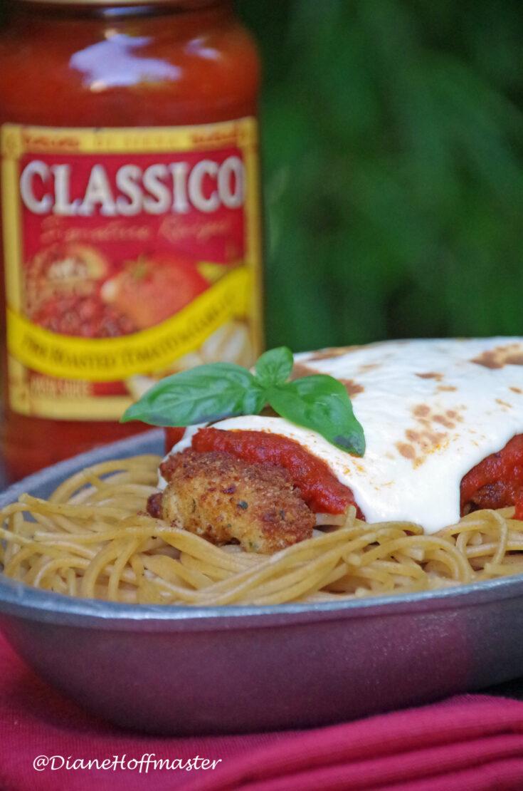 Easy Chicken Parmesian Recipe