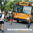 Back to School Shopping Tips for healthier kids