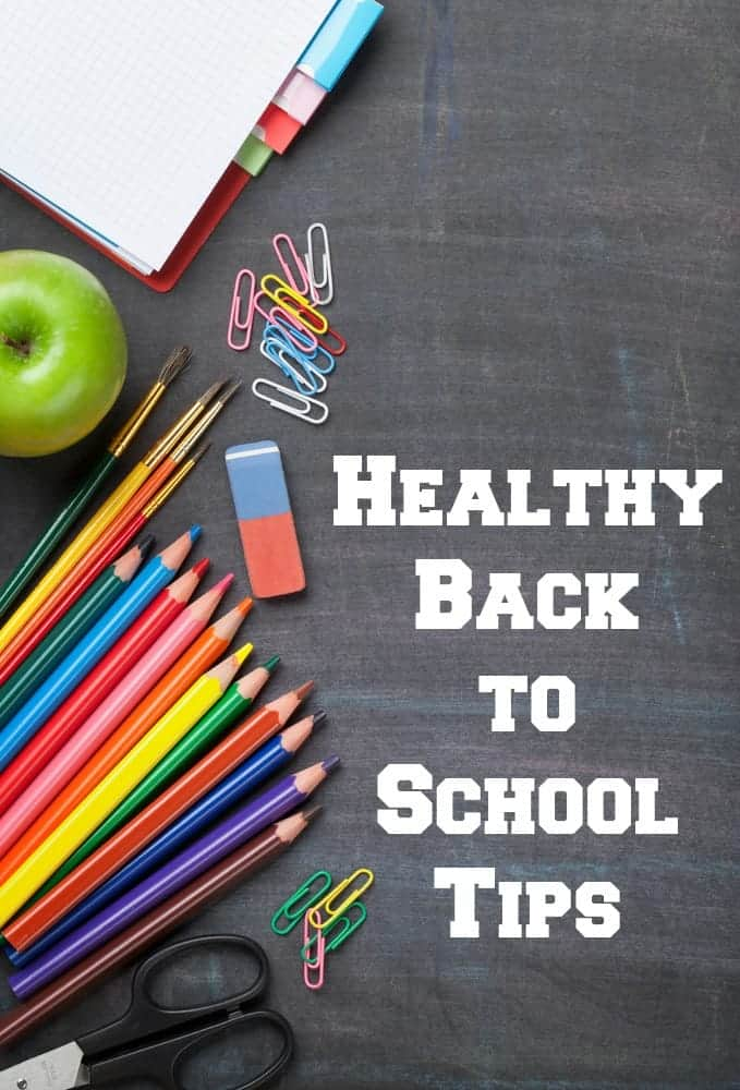 Healthy Back to School Shopping Tips