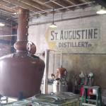 Saint Augustine Distillery:  Free Tours and an Ecofriendly Mission