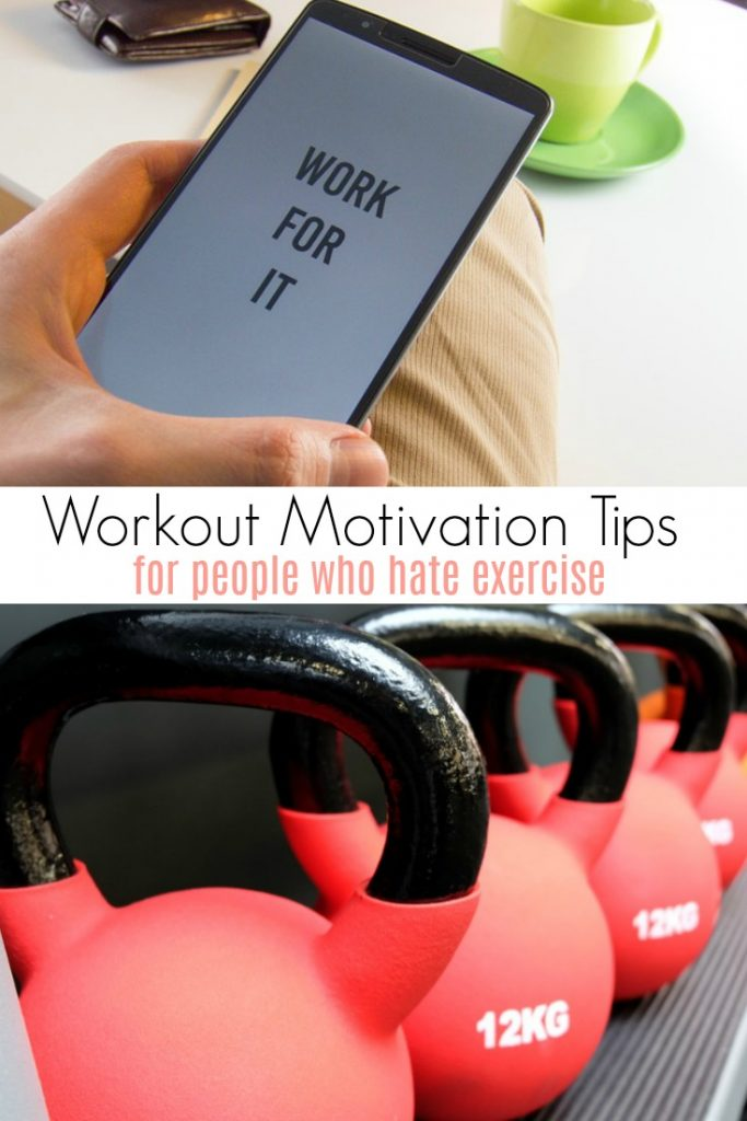Workout Motivation Tips for People Who Hate Exercise