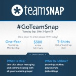 RSVP Here For The #GoTeamSnap Twitter Party!