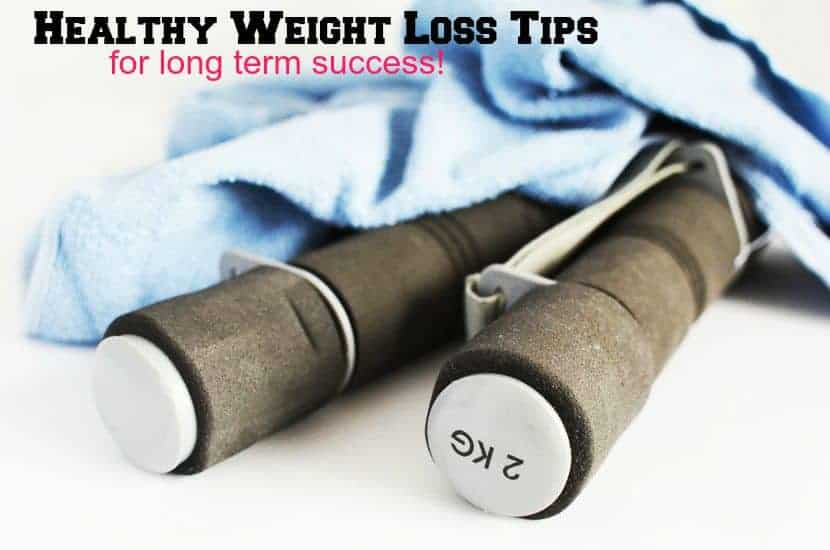 Healthy Weight Loss Tips for Long Term Success