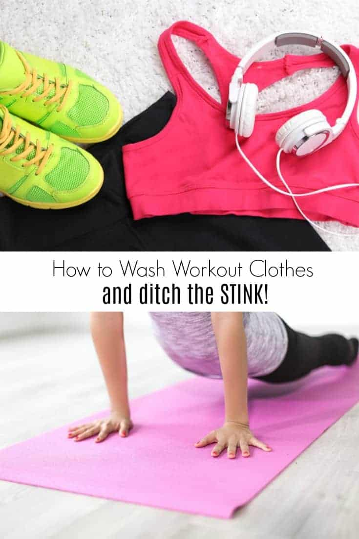 Do you know how to wash workout clothes to get rid of odors? Check out these tips for washing exercise clothes so they smell fresher longer.