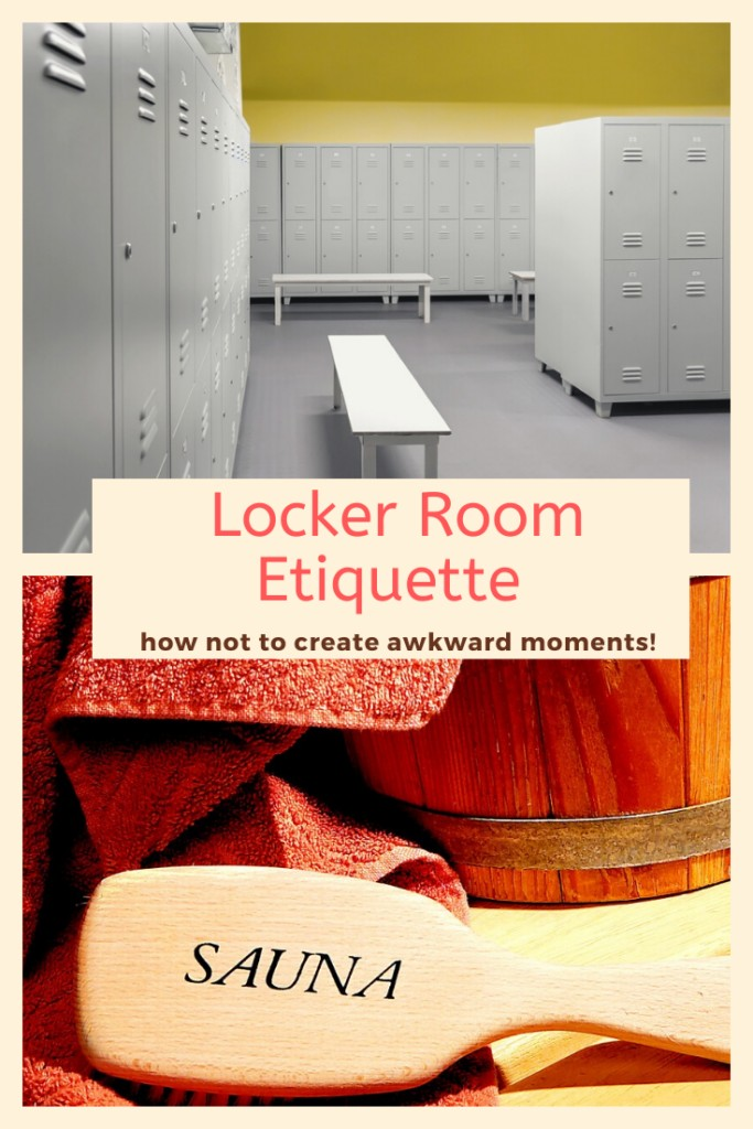 Locker Room Etiquette and gym tips for newbies