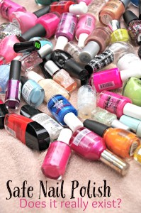 Safe Nail Polish Does it really Exist