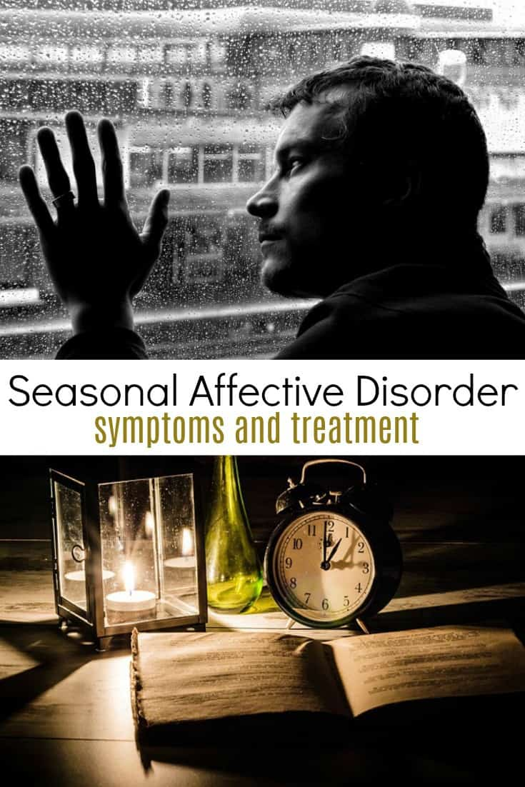 Seasonal affective disorder(SAD) is a real thing and more than just the 'winter blues'! Here are the symptoms of SAD and the best treatment options.