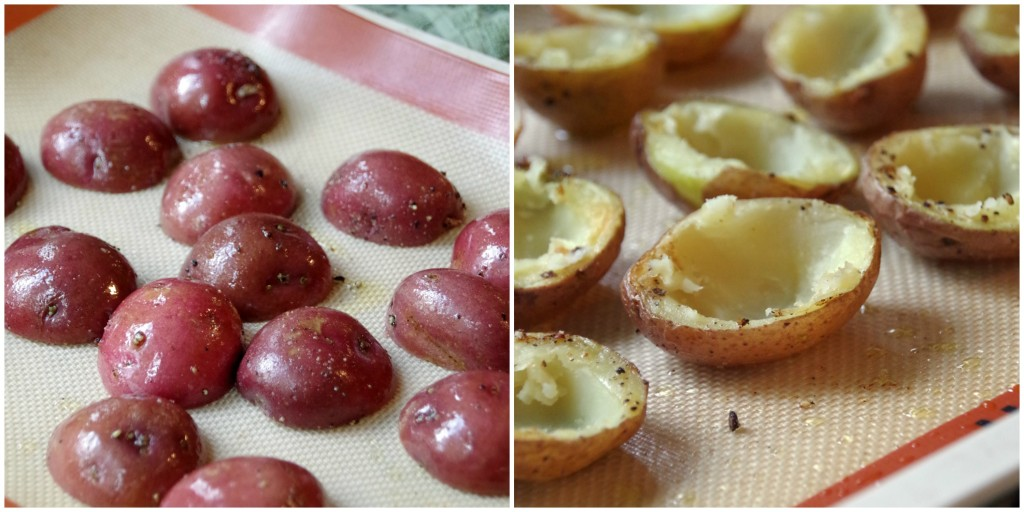 Stuffed Red Potato Appetizer Recipe
