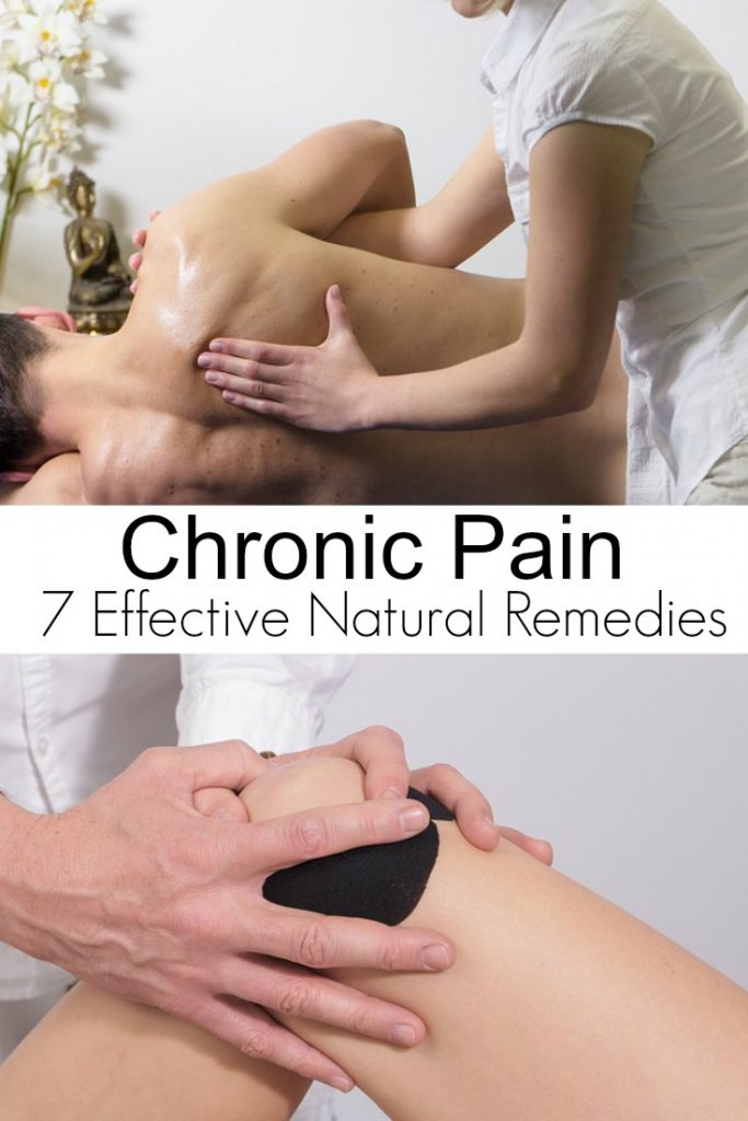 Effective Natural Remedies for Dealing with Chronic Pain