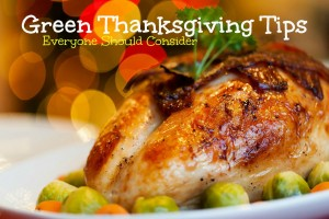 More Green Thanksgiving Tips Everyone Should Consider