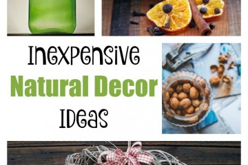 Easy Fall Decorating Ideas that Won't Break the Bank!