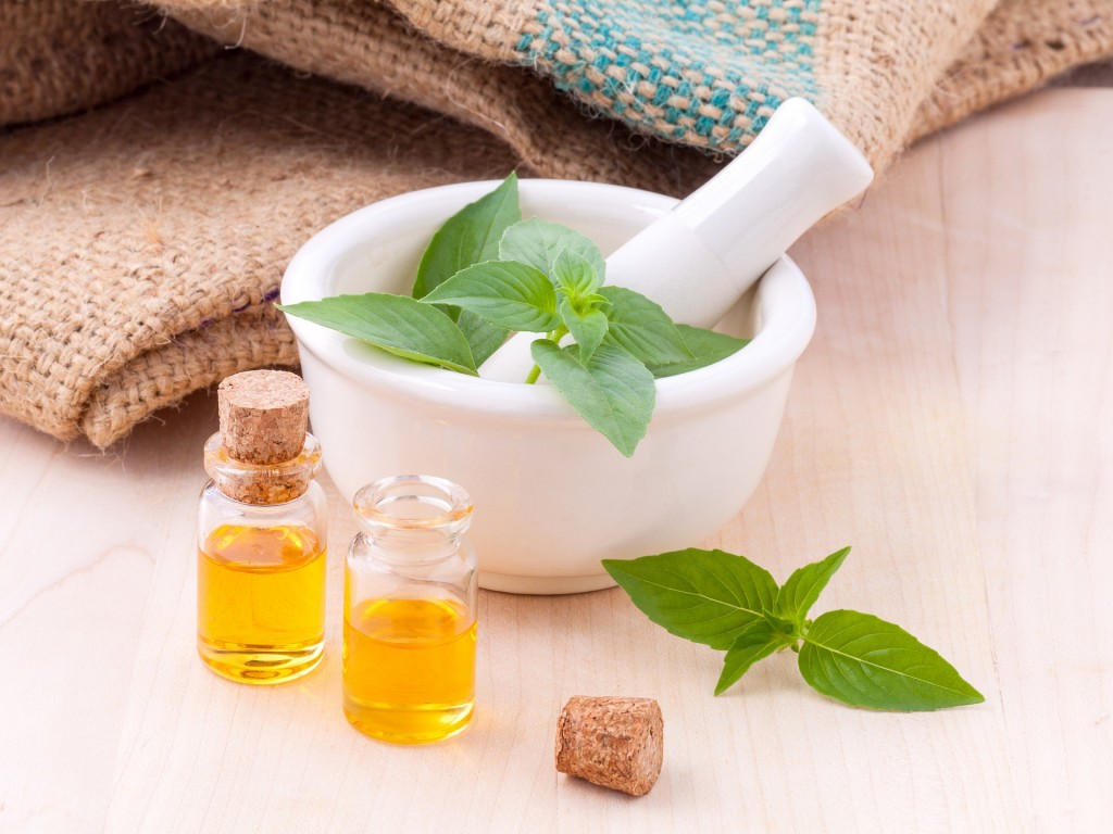 Natural Remedies for Chronic Pain Essential Oils