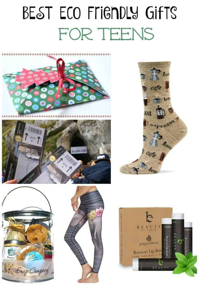 Best Eco Friendly Gifts for Teens