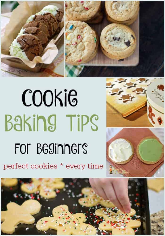 Cookie Baking Tips for Beginners