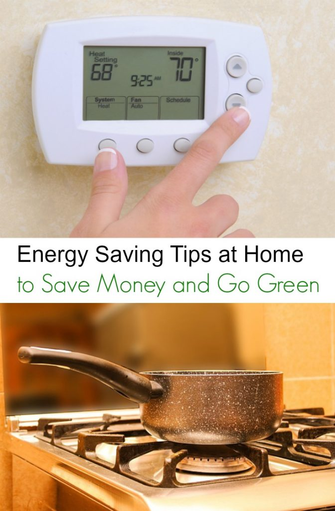 Energy Saving Tips at Home to Save Money and Go Green
