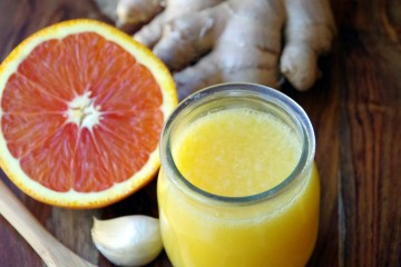 Easy Natural Flu Shot Recipe to Boost Immunity