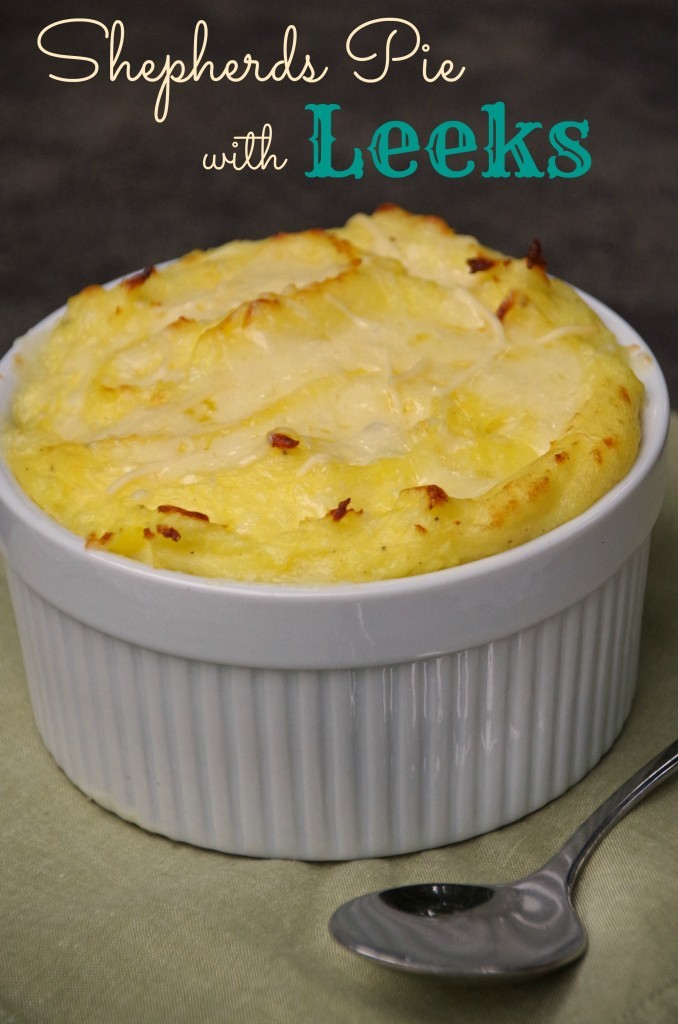 Easy Shepherd's Pie Recipe with Leeks