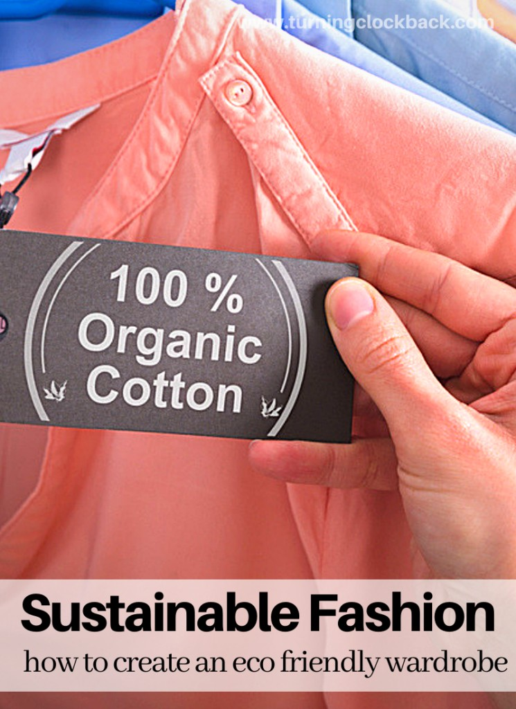 Organic cotton shirts representing Sustainable Fashion and how to create an eco friendly wardrobe