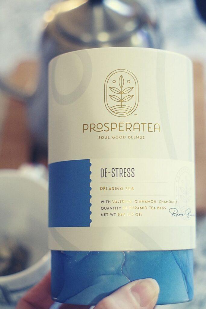 prosperatea destress wellness blend