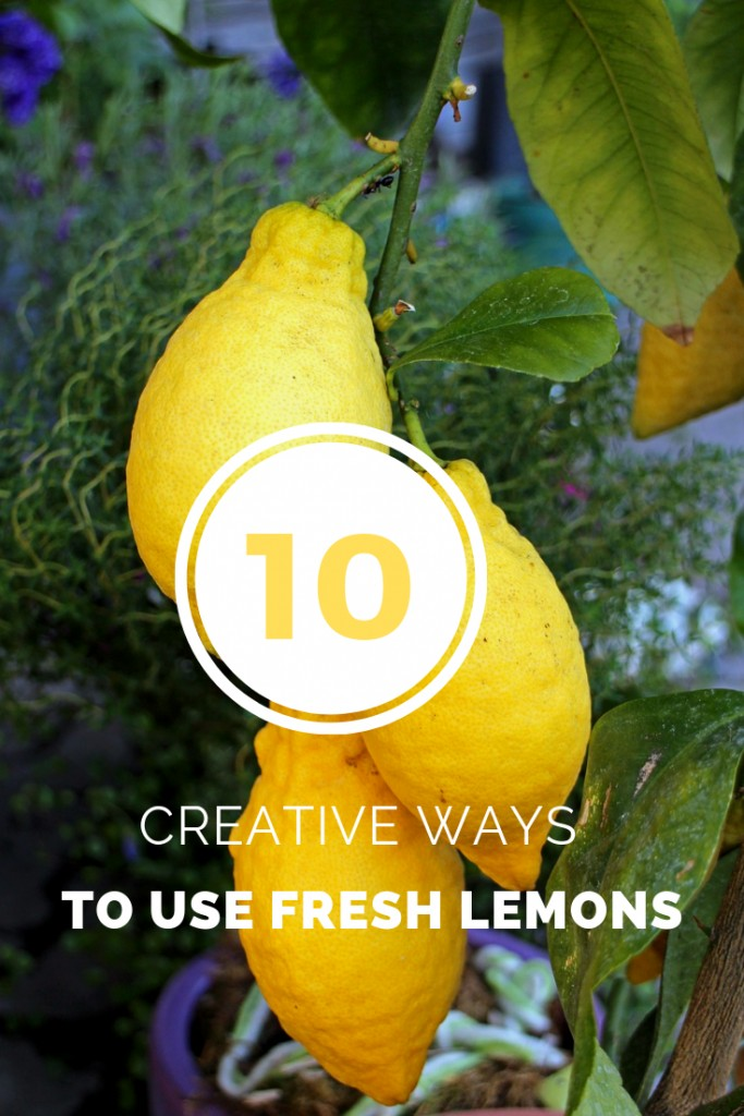 What to do with lemons for beauty
