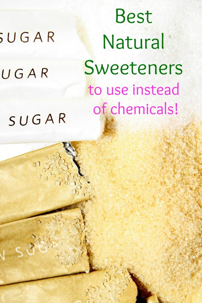 Check This List of All Natural Sweeteners Before You Shop!