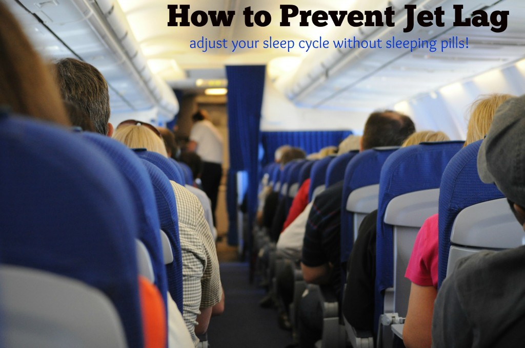 How to Prevent Jet Lag without Using Sleeping Pills