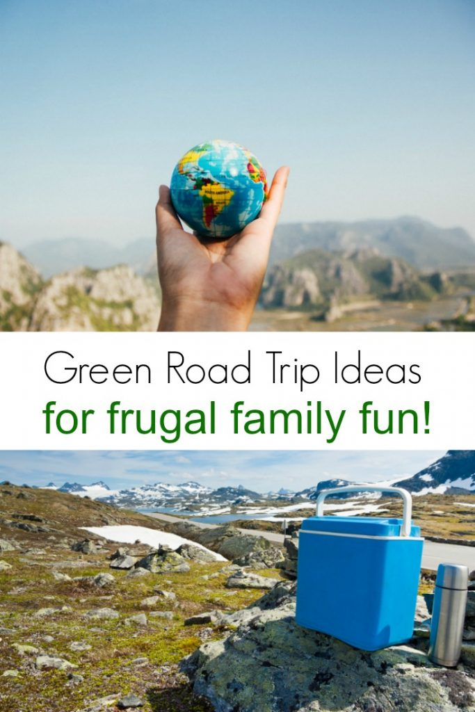 Green Road Trip Ideas for Frugal Family Fun