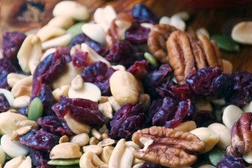Sweet Salty Trail Mix Recipe and the Power of Peanuts!