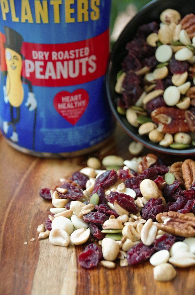 Sweet Salty Trail Mix Recipe with Protein Packed Peanuts