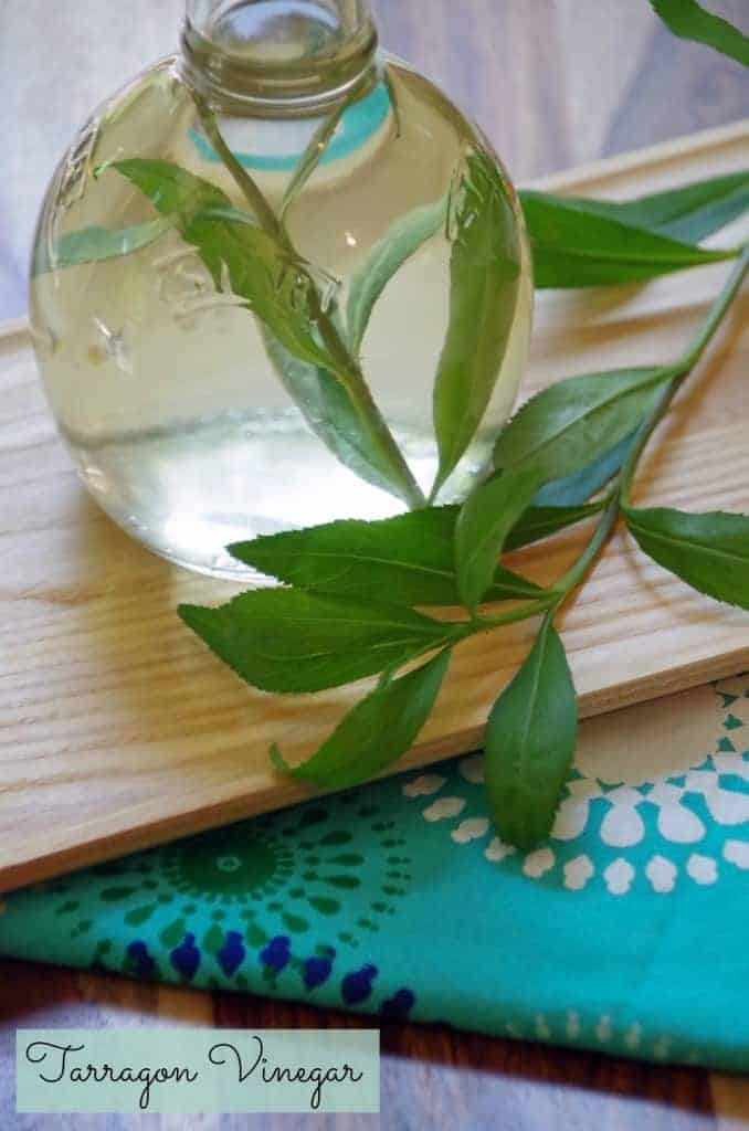 How to Preserve Herbs and Homemade Herb Vinegar