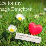 Advice for My Teenage Daughter as She Begins High School