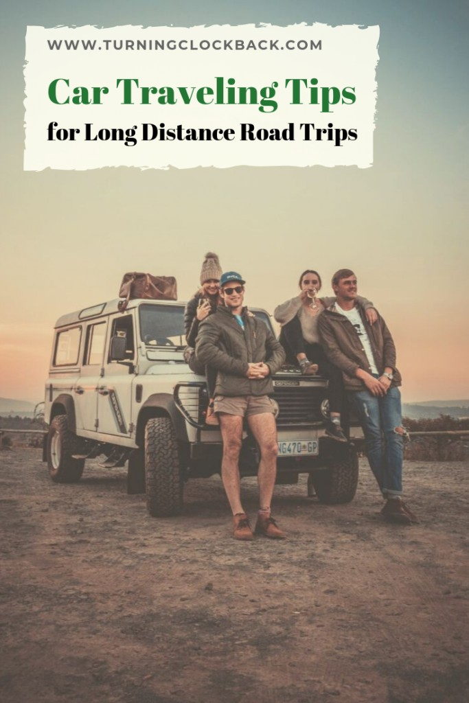 Car Traveling Tips for Long Distance Road Trips