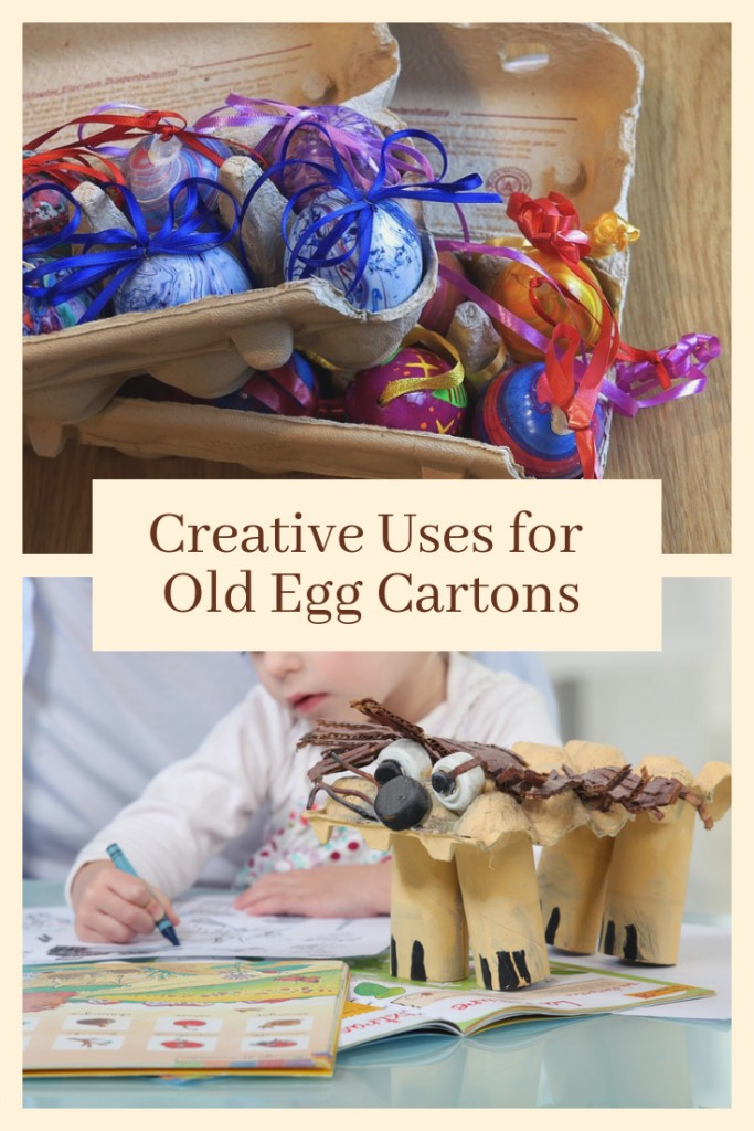 Ways to Use Old Egg Cartons