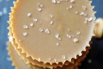 Healthy Homemade Peanut Butter Fudge Recipe