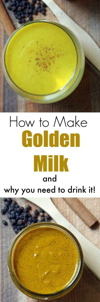 How to Make Golden Milk and Golden Milk Turmeric Recipe