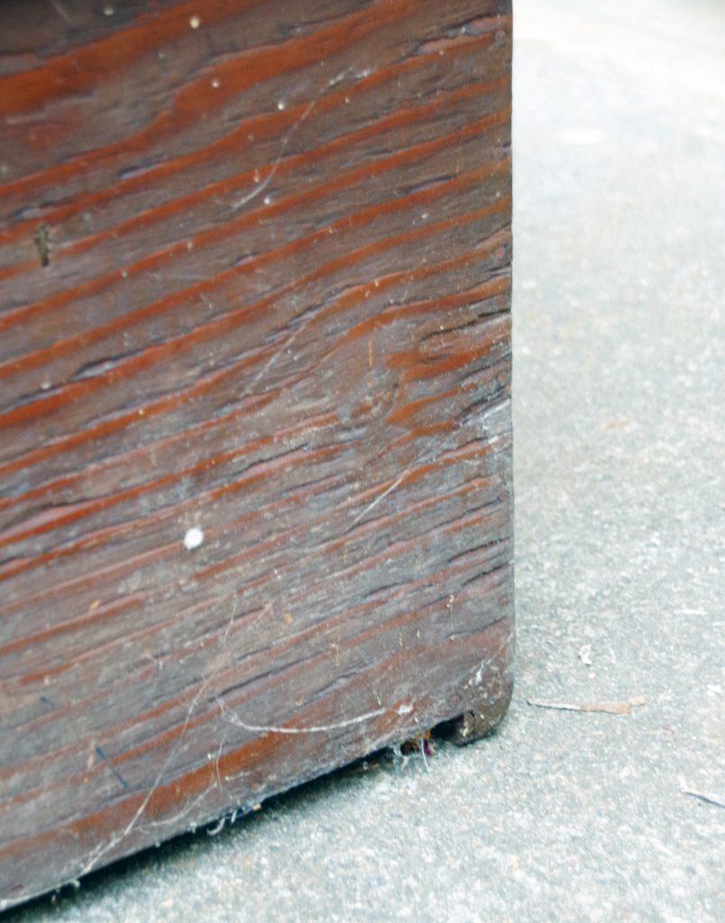 Linen Chest Bedding Storage Renovation
