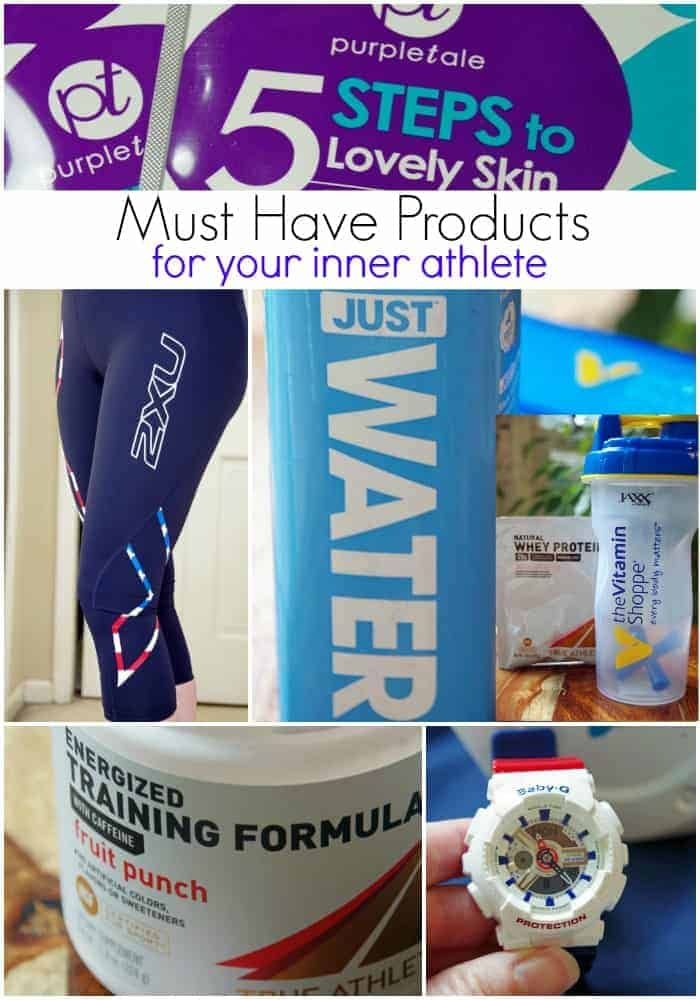 Support the Athlete Within You with These Must Have Products!