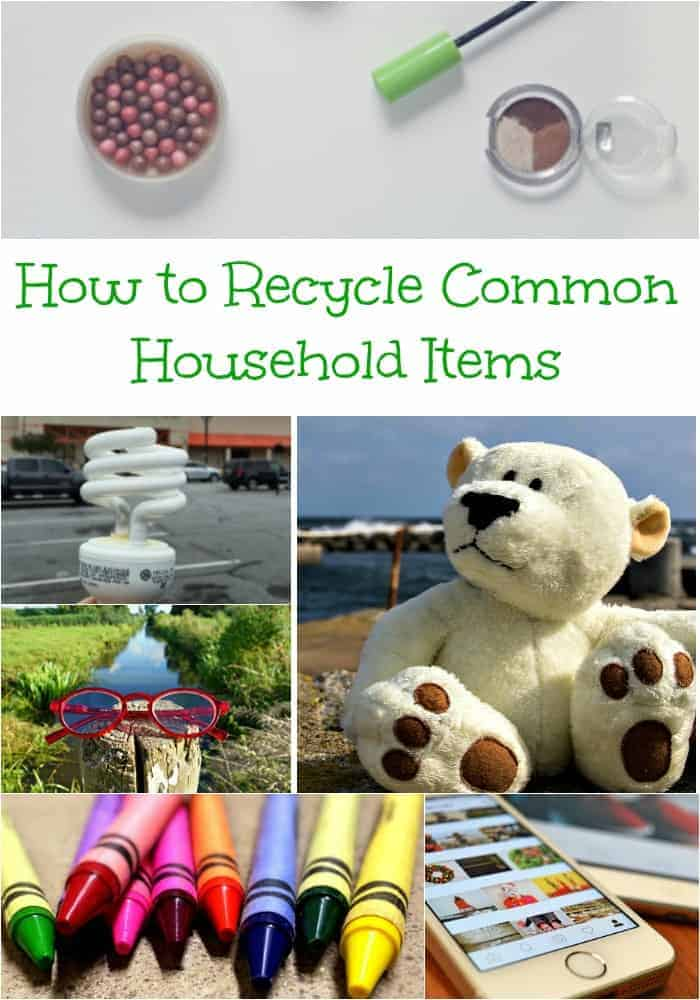 How to Recycle Household Items That are Creating Clutter in Your House!