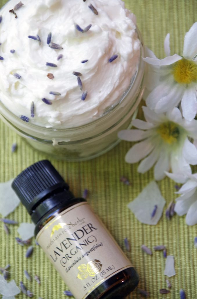 This magnesium body butter recipe is perfect to calm restless legs, hydrate skin, improve sleep and soothe sore muscles!