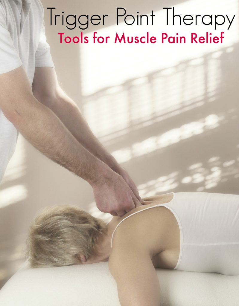 Trigger Point Therapy Tools for Muscle Pain Relief