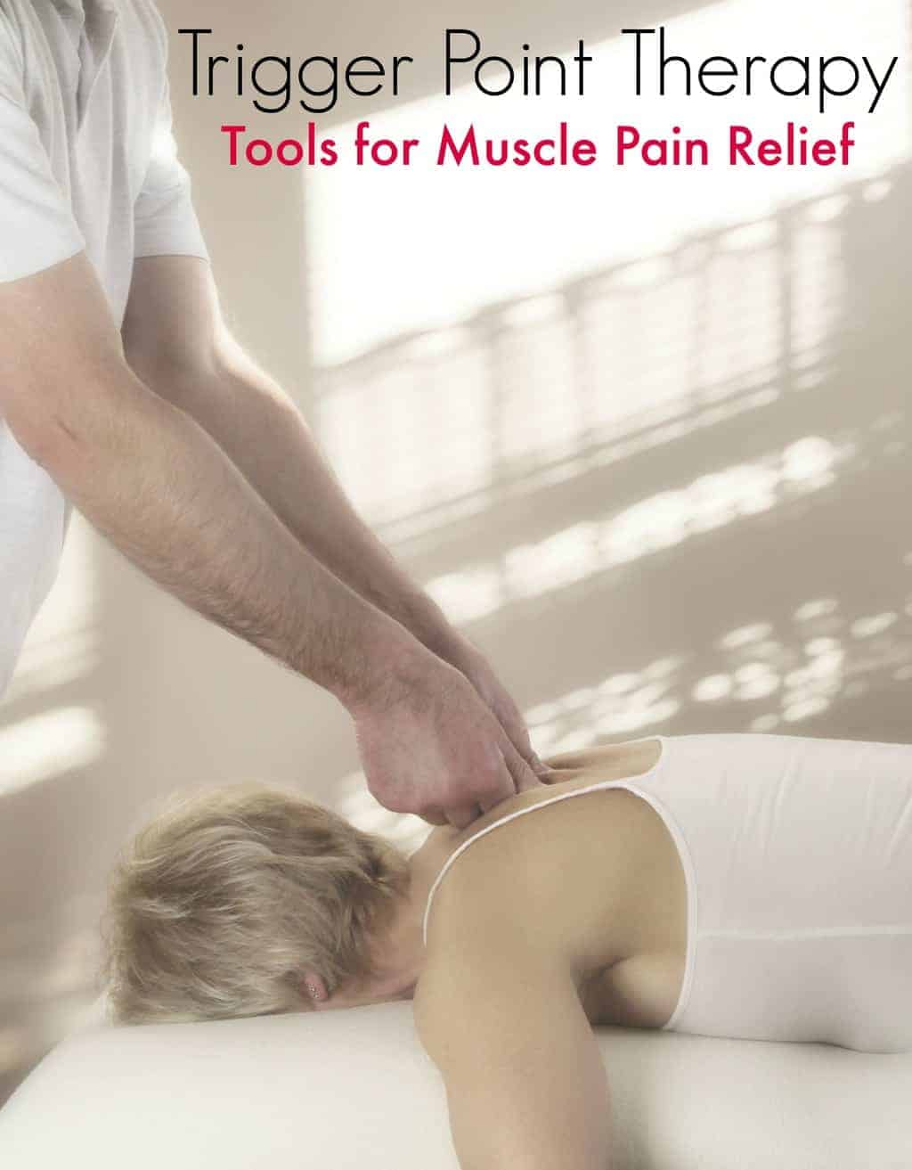 Do you suffer from trigger points and muscle pain? Try these trigger point therapy tools for more effective muscle pain relief.