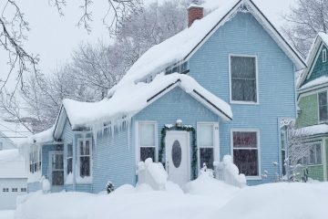 Best Ways to Winterize Your Home to Save Money and Go Green