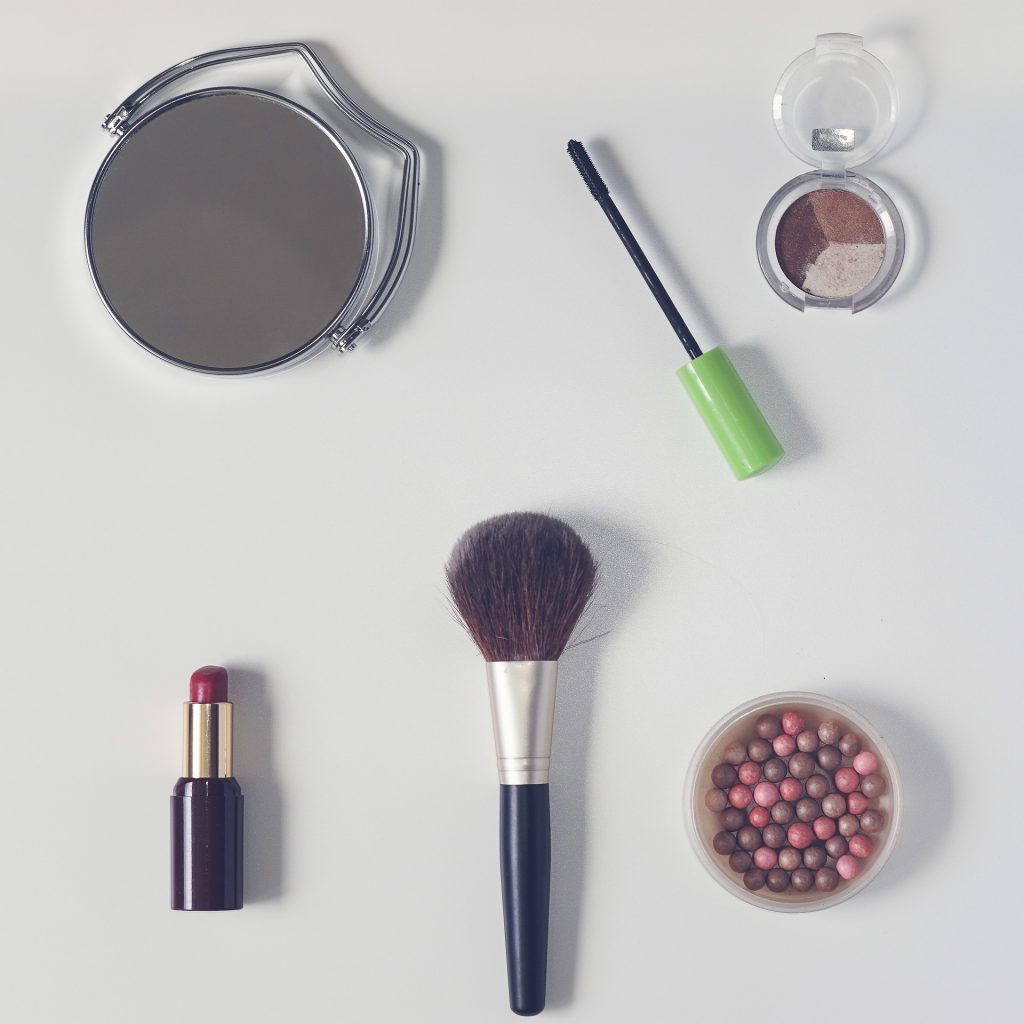 Cosmetics recycling