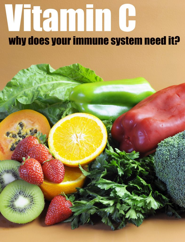 Why Vitamin C is Important for a Healthy Immune System