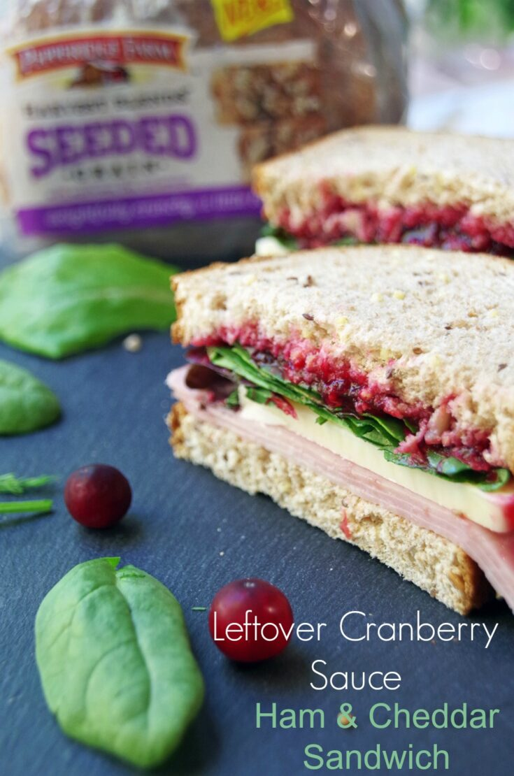 Leftover Cranberry Sauce Easy Sandwich Recipes
