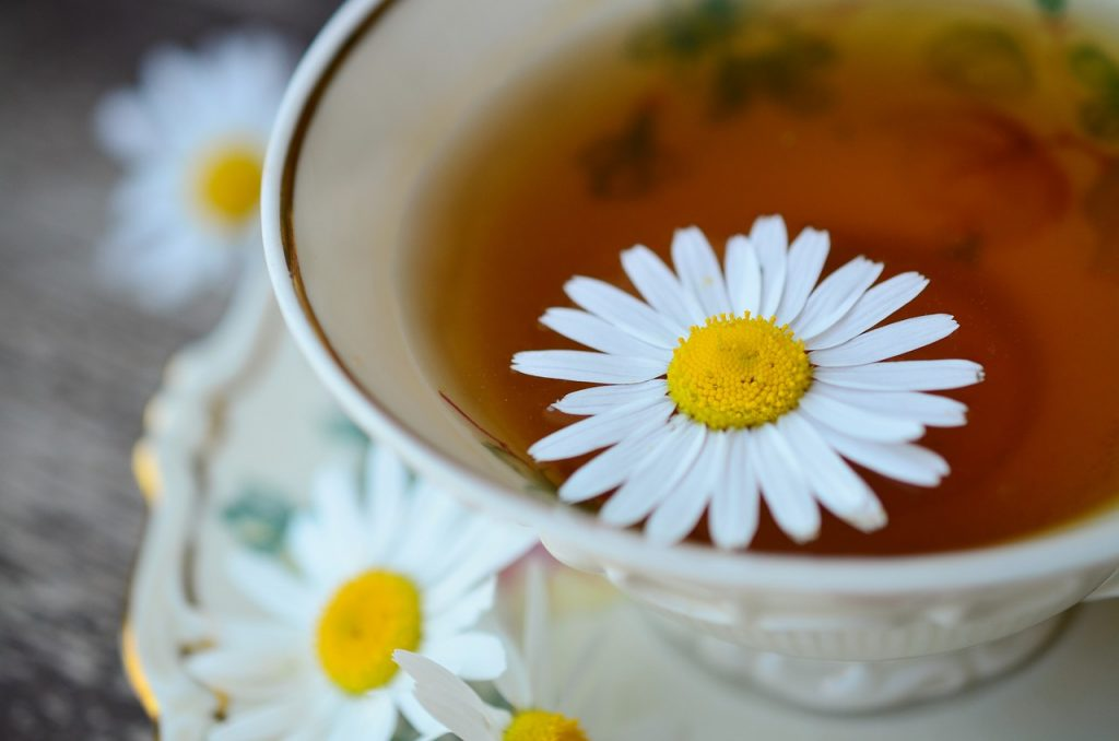 Calming herbs for anxiety chamomile