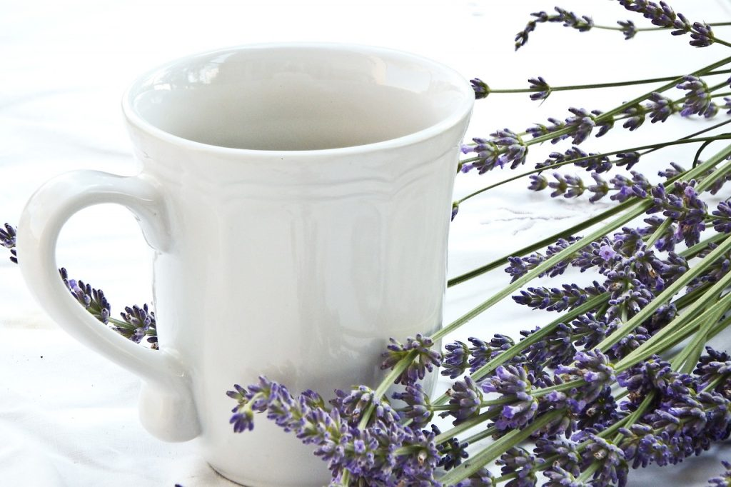 Calming herbs for anxiety lavender