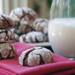 Easy Chocolate Crinkles
