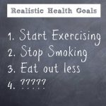 Setting Realistic Health Goals for the New Year